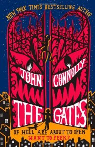 """Cover of """"The Gates: A Novel"""""""
