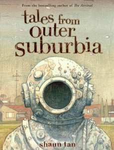 """Cover of """"Tales From Outer Suburbia"""""""