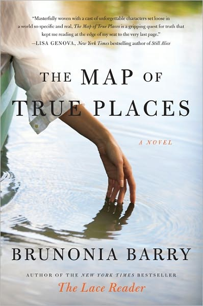 Map of Trune Places Cover
