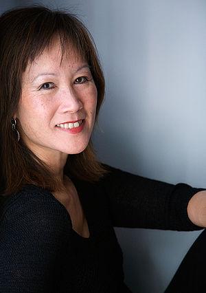A Publicity shot of Tess Gerritsen
