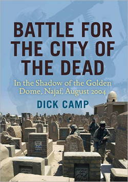 Battle for the City of the Dead Cover med