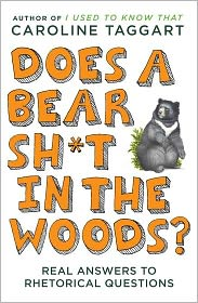 Does a Bear Sht in the Woods
