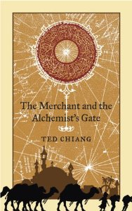 "Cover of ""The Merchant and the Alchemist'..."