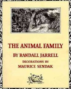 Book Finds: The Animal Family by Randall Jarrell, Maurice Sendak (Illustrator)