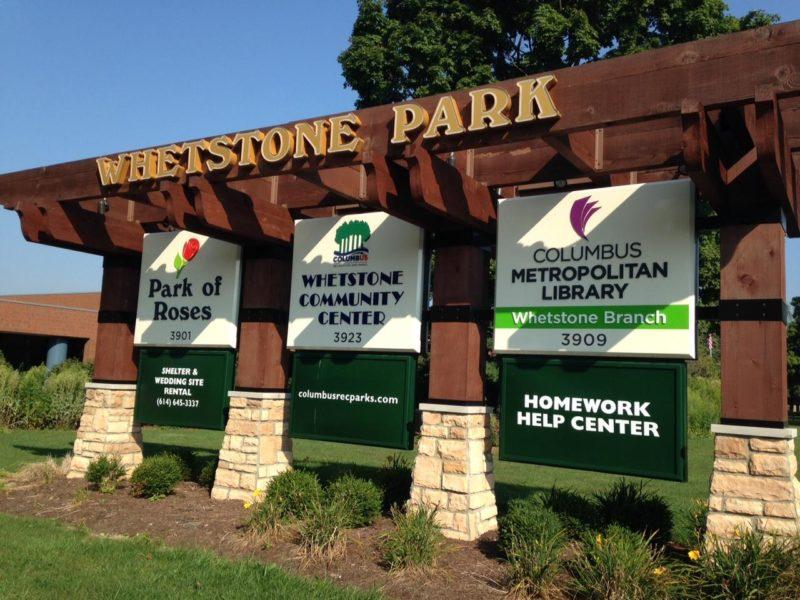Whetstone sign