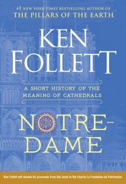 Hardcover Notre Dame by Ken Follett