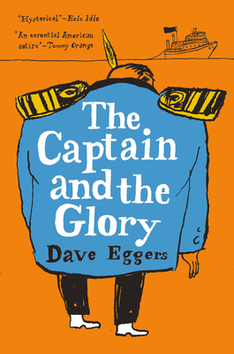The Captain and the Glory Book Cover